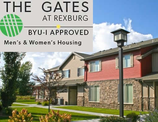 The Gates Student Housing